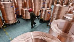 2018年全球铜市场面临双重供应中断威胁