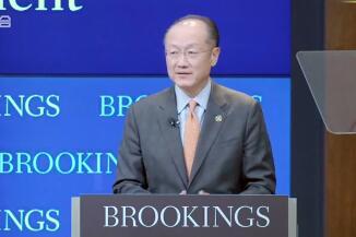 金墉辞职信里没说出的话:世界银行现在很尴尬
