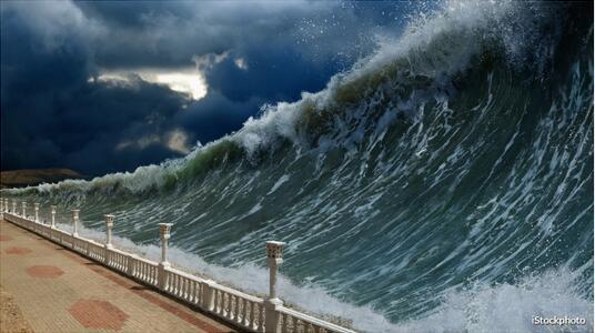 基金经理警告:一场3万亿美元的海啸即将席卷股市