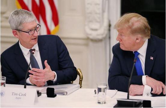 库克:去年苹果新员工近半没大学学位 高中就该会编程