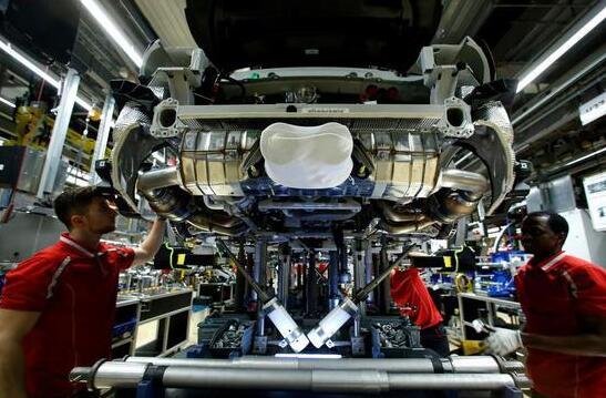 德国8月工业产出意外增长