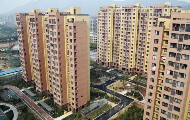 统计局:去年12月一线城市新建商品住宅销售价格涨幅回落