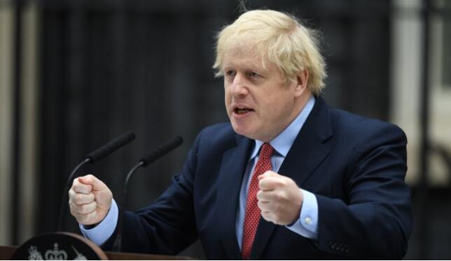 约翰逊计划与欧盟主席举行英退磋商
