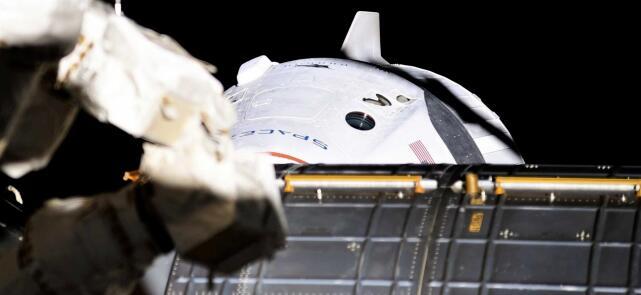 NASA宇航员计划于8月1日乘坐载人龙飞船返回地球